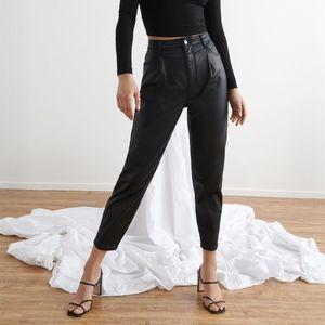 Dynamite  Gigi Vegan Leather Pants